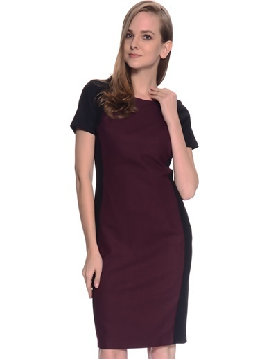 Limon Company Standart Fit Kadın Elbise Siyah